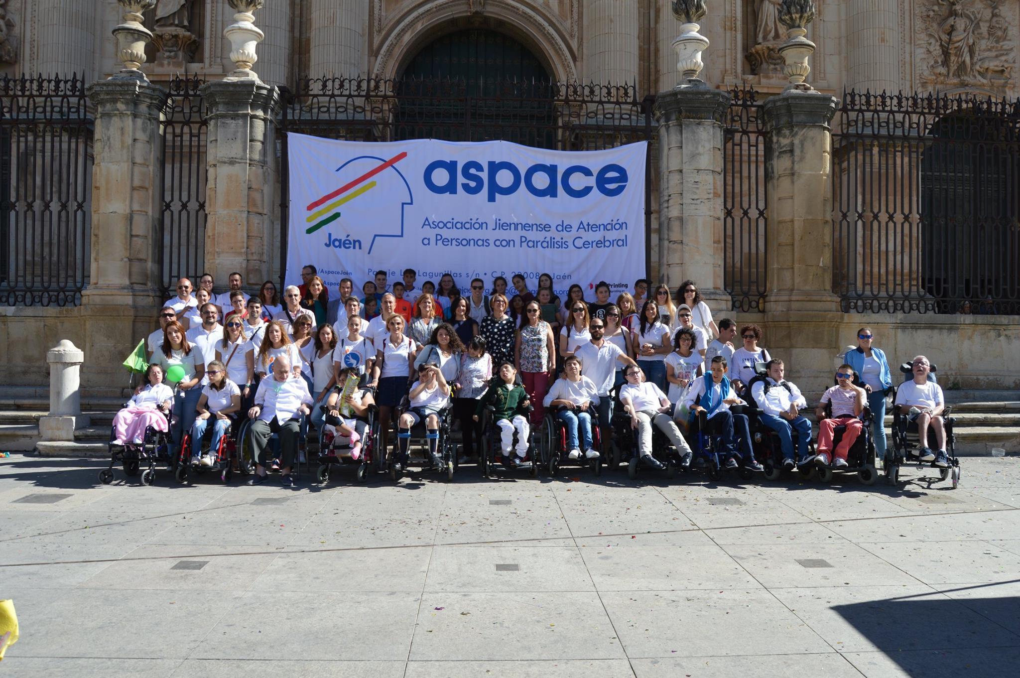 Aspace Jaén invita a 'mirar de frente' a las personas con parálisis cerebral para visibilizar su sexualidad e intimidad
