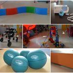 El Centro de Atención Temprana ASPACE Jaén, cuenta con nuevo equipamiento gracias a la ayuda de Fundación ONCE