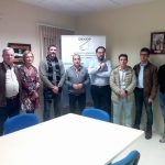 La Federación AAVV Ciudadanos por Jaén realiza una visita a Aspace Jaén