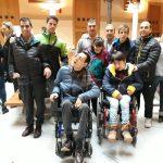 Se abre el mercadillo solidario de los internos del Centro Penitenciario de Jaén a beneficio de Aspace