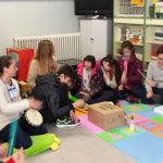 Charla sobre la parálisis cerebral y musicoterapia en el IES Az-Zait
