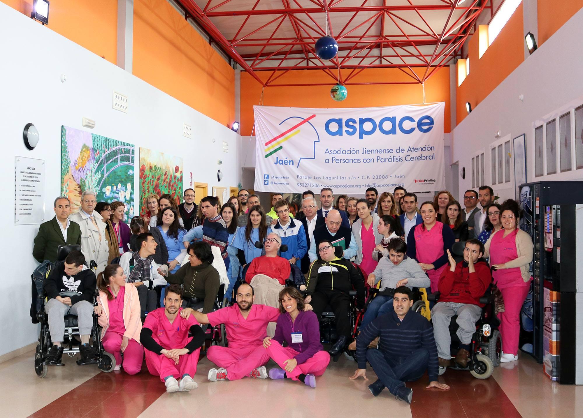 Se inaugura el aula de jardinería y el taller de serigrafía gracias al Grupo Avanza y la Obra Social La Caixa