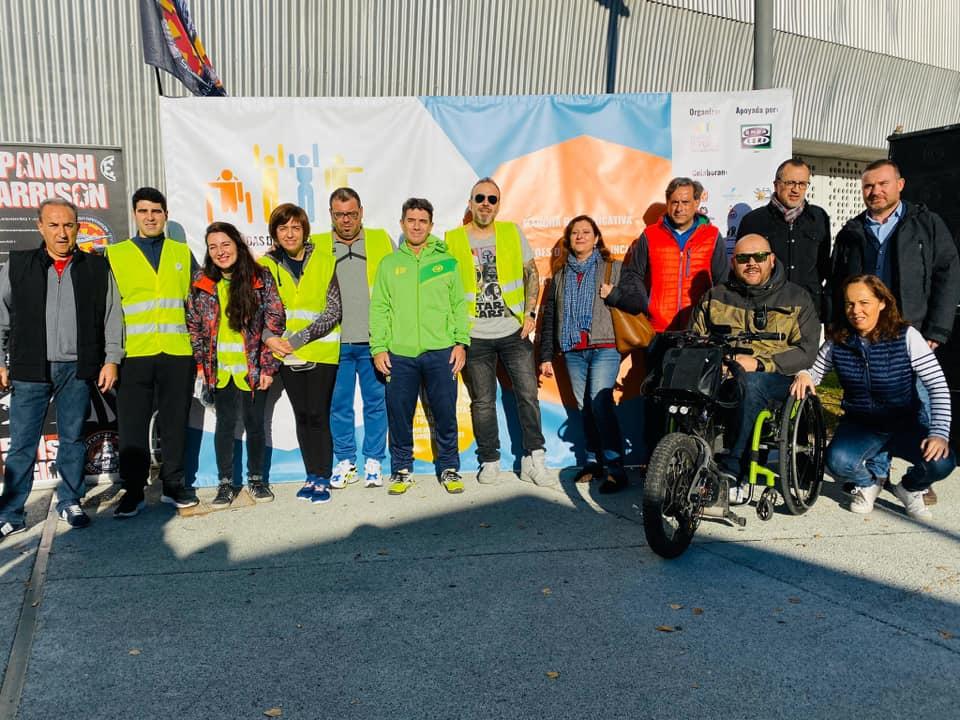 Aspace Jaén participó en las  II Jornadas de Deporte Inclusivo
