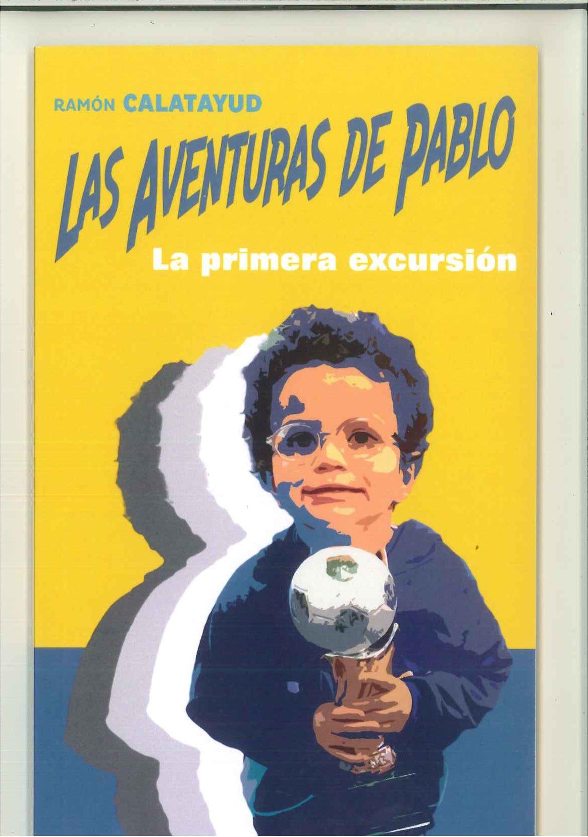Adquiere el cuento infantil «Las Aventuras de Pablo», a beneficio de Aspace Jaén