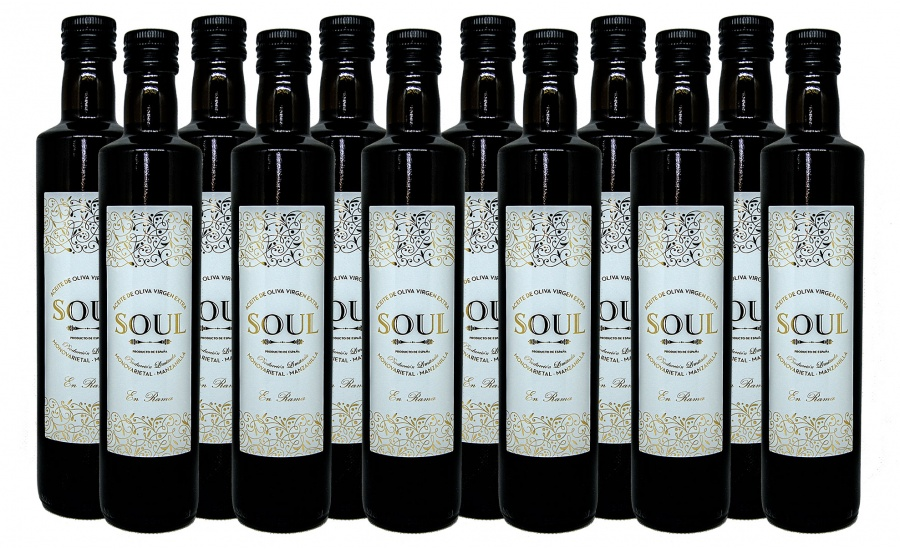 Soul Olive de Torredonjimeno, destina 1€ a Aspace Jaén por cada botella de aceite que venda