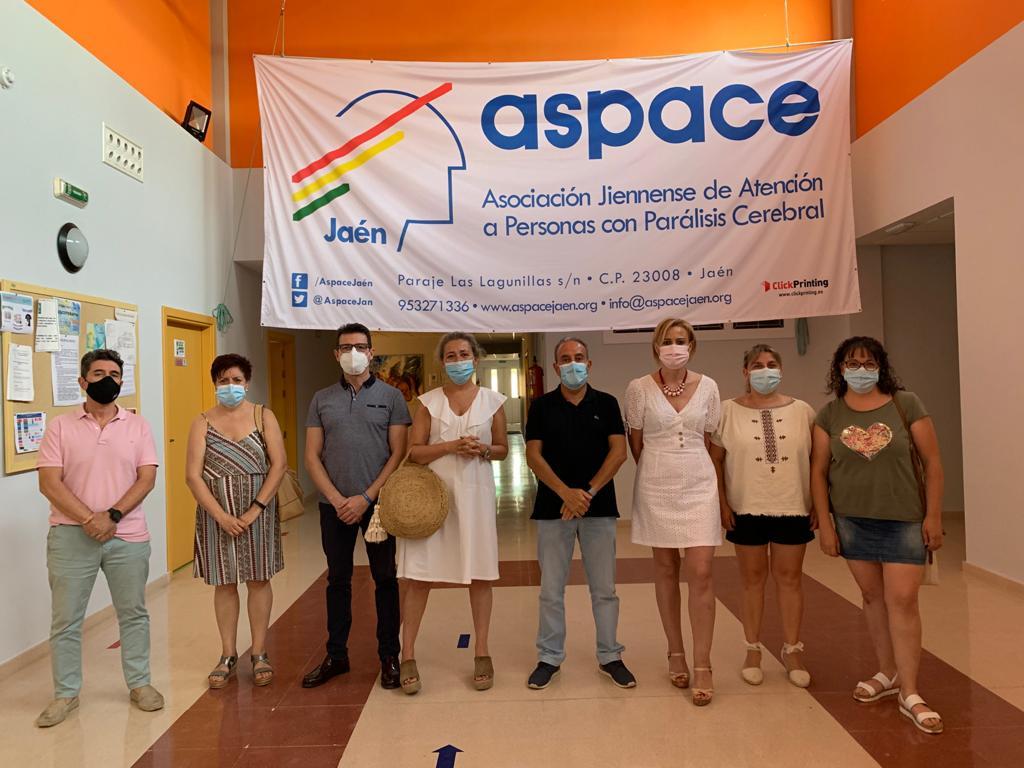 Nueva Junta Directiva en Aspace Jaén