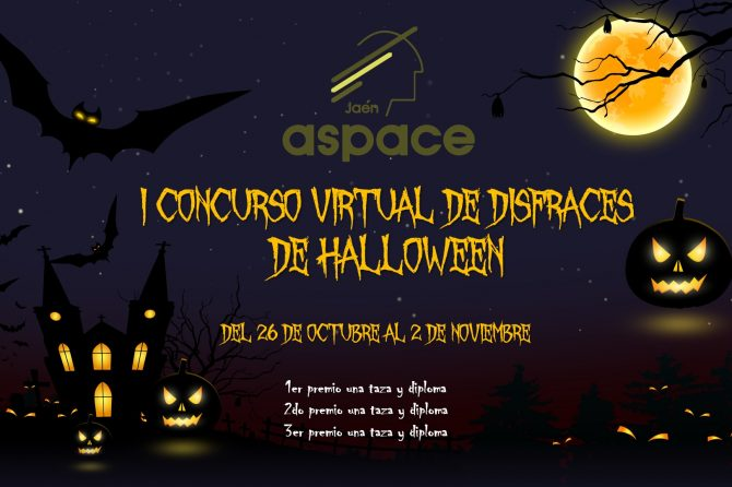 I Concurso virtual de disfraces de Halloween