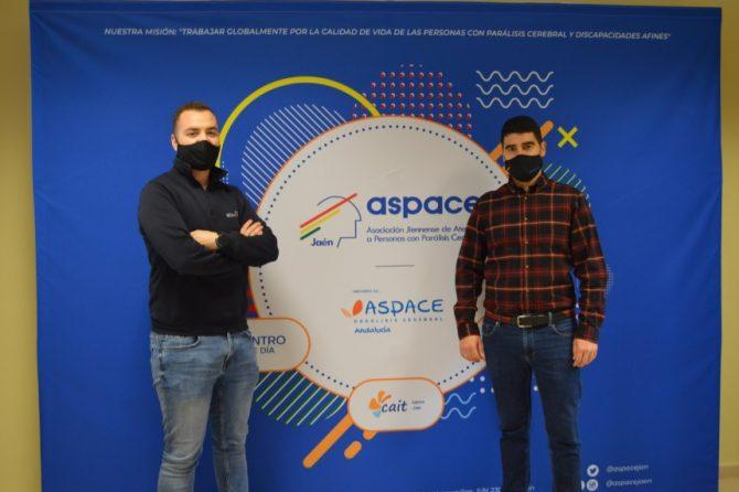 NOsoloPC se convierte en nuevo colaborador de Aspace Jaén