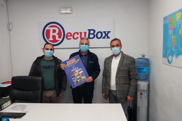Recubox, una firma de prestigio que apoya Aspace Jaén