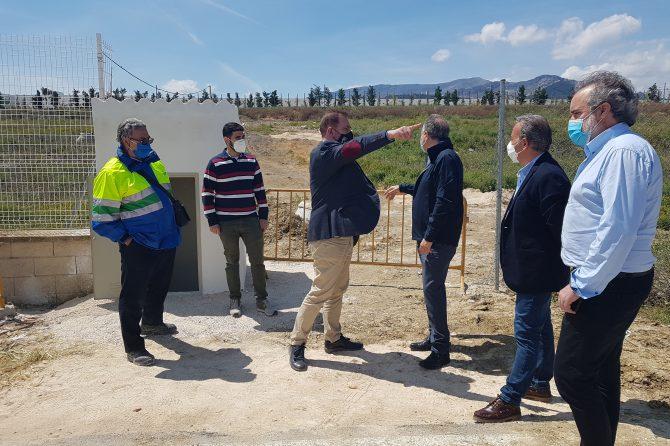 Los concejales Francisco Padorno y Francisco Lechuga realizaron una visita a Aspace