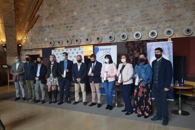 Se presenta oficialmente todos los actos del 25 Aniversario de Aspace Jaén