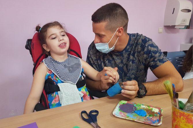 ASPACE JAÉN sigue con el desarrollo del programa Respiro Familiar