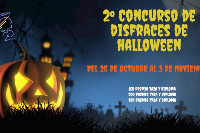 II Concurso virtual de disfraces de Halloween