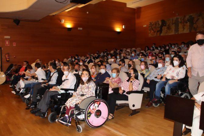 ASPACE Jaén celebra una gala para recordar el trabajo realizado en sus veinticinco años